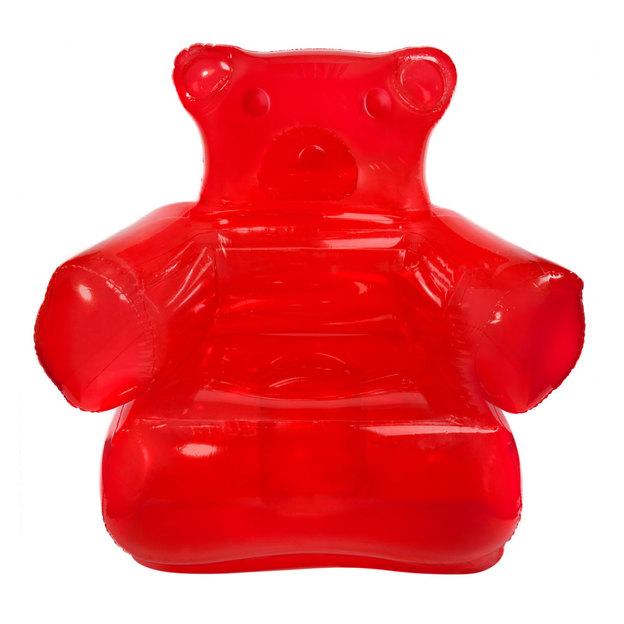 Aufblasbarer Sessel - Gummibär