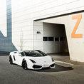 Lamborghini Gallardo Spyder LP560-4 für 3 Stunden fahren