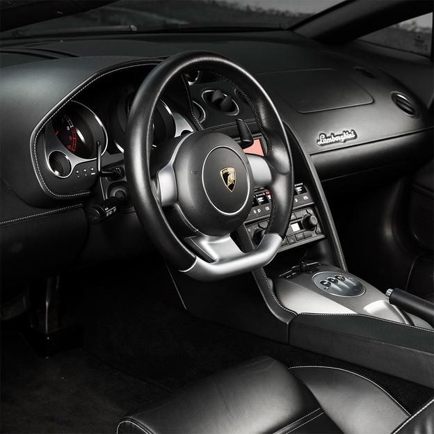 Lamborghini Gallardo Spyder LP560-4 für 6 Stunden fahren