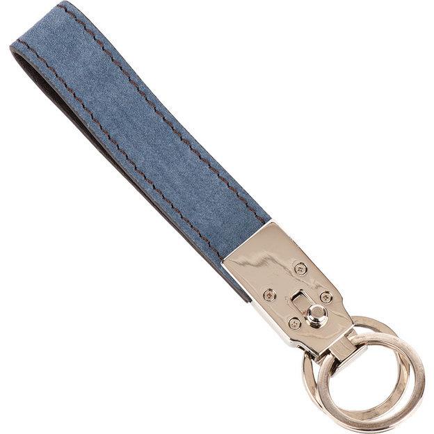0714 Schlüsselanhänger mit zwei Ringen
