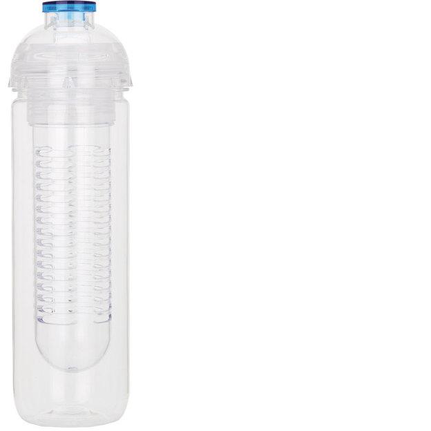 Trinkflasche Frutto mit Früchtebehälter