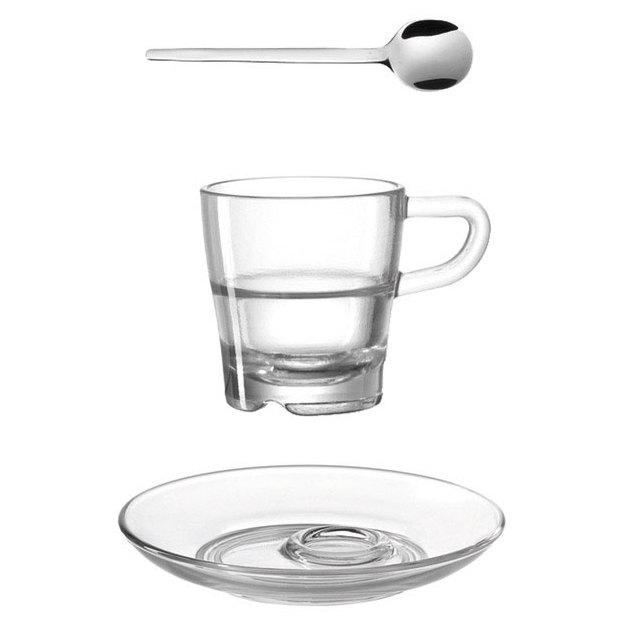 Espressotasse Senso 3teilig