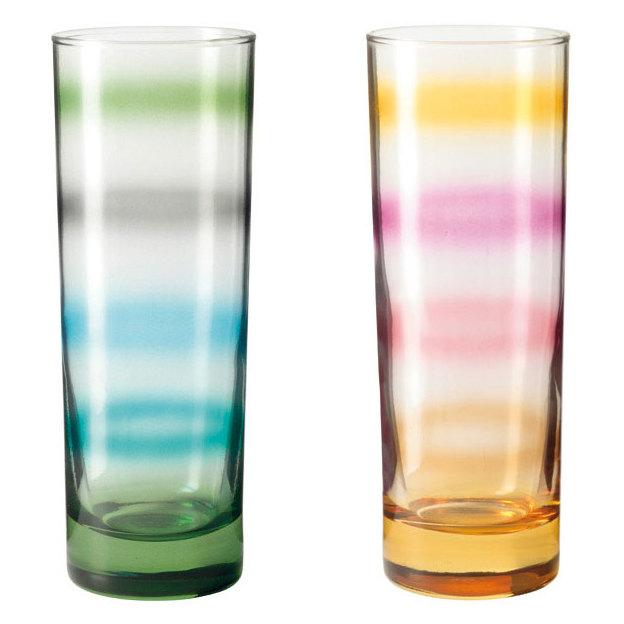 Leonardo Gläser Rainbow 6er Set