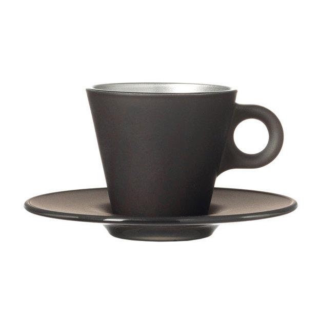 Tasse Espresso Ooh! Magico grise