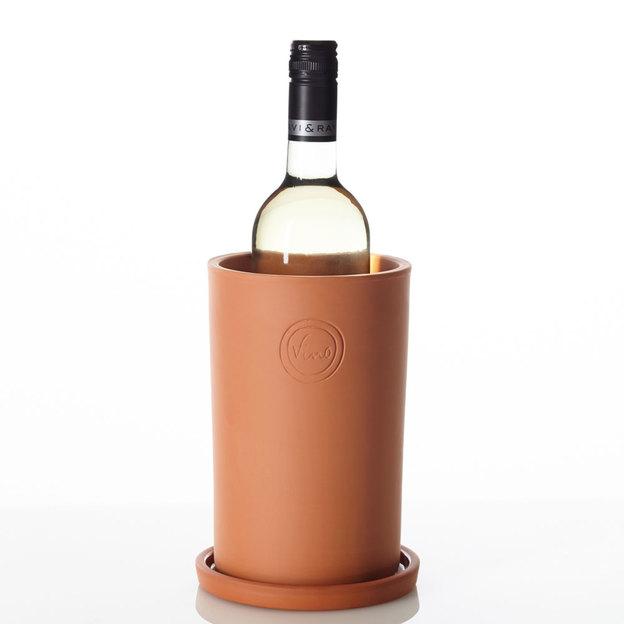 Weinkühler Terracotta 2teilig von Leonardo