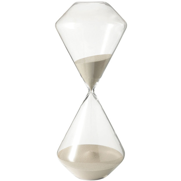 Sandglas Clessidra gold 39cm