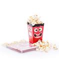 Popcorn Tüten Gesicht 8 Stk.