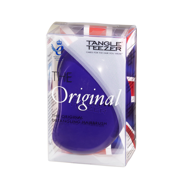 Haarbürste Tangle Teezer Original Plum Delicious