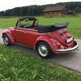 VW Käfer Cabriolet für 1 Tag fahren