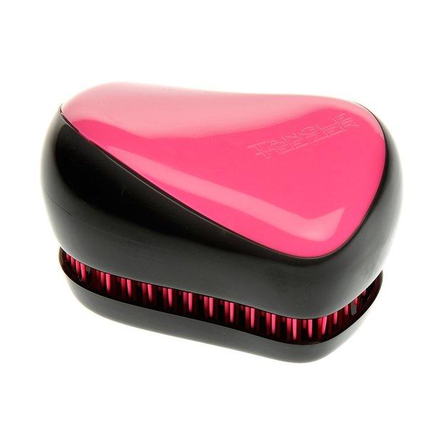 Haarbürste Tangle Teezer Compact Styler Pink