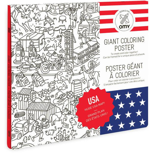 Omy Poster USA