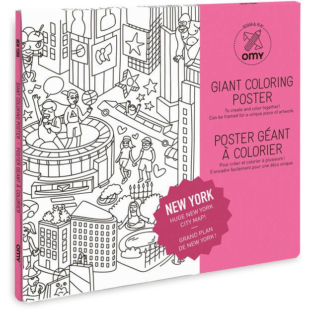 Omy Poster New York