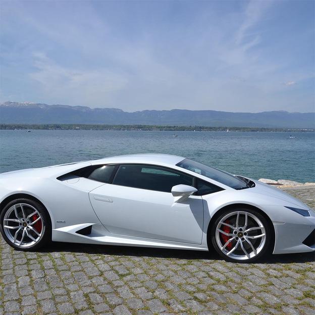 Lamborghini Huracan V10 für 12 Stunden