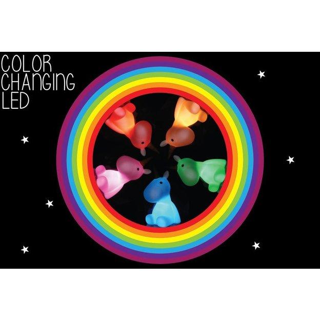 Veilleuse LED Licorne