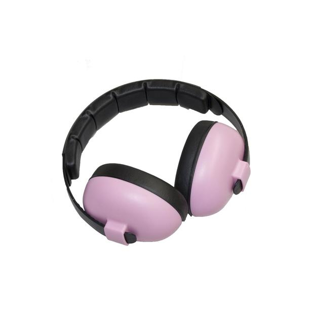 Casque baby 0-2 ans Pink