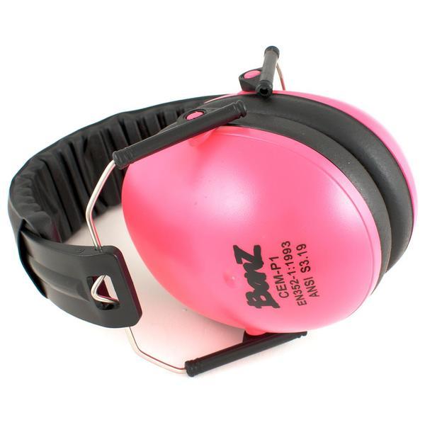 Kinder Gehörschutz 2-12 Jahre Pink