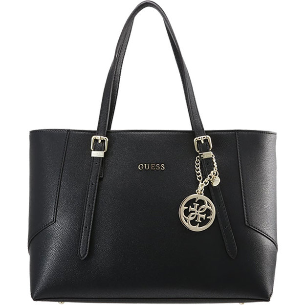 Guess Shopper Isabeau small black