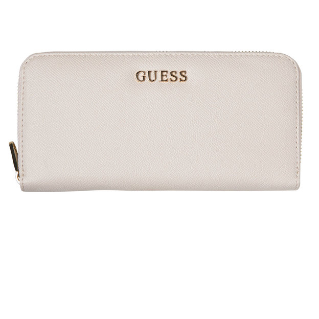 Guess Portemonnaie Isabeau offwhite