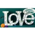 Schriftzug LOVE Vegas Lights