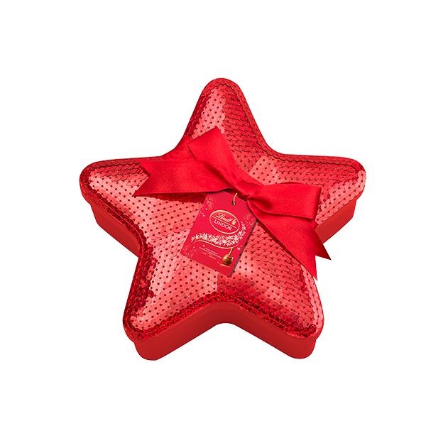 LINDOR Weihnachts-Glamour Stern