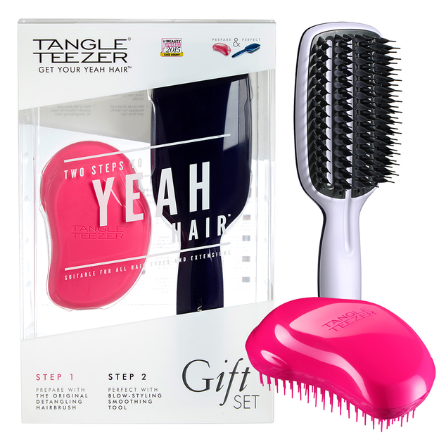 Geschenkset Tangle Teezer Yeah Hair