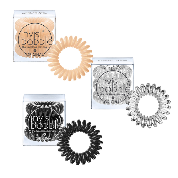 Haargummi Invisibobble Original 3er Set