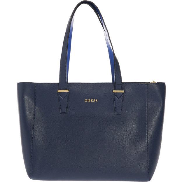 Guess Handtasche Aria blue