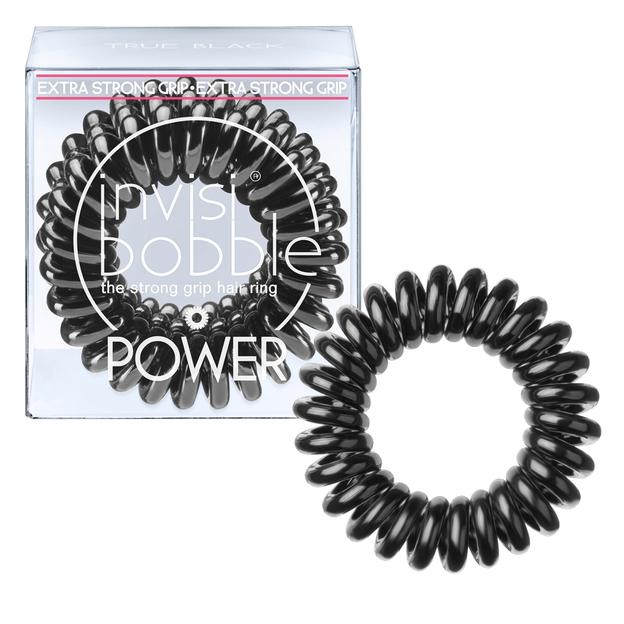 Haargummi Invisibobble Power 3er Set True Black