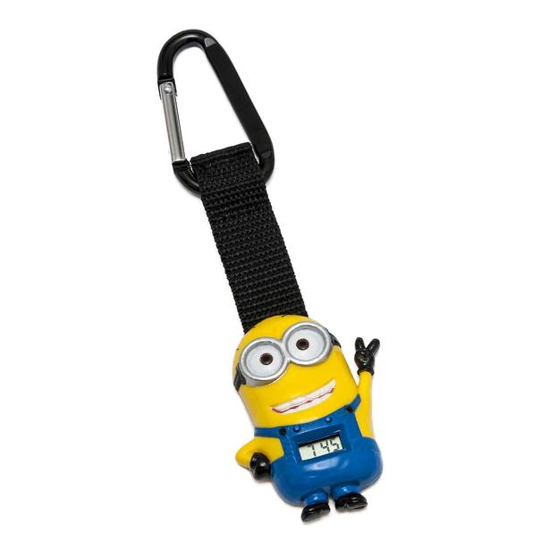 Despicable Me Clip On LCD-Uhr Minion Dave