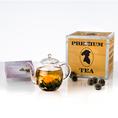 Coffret cadeau Fleurs de thé - thé noir
