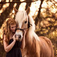 Fotoshooting mit deinem Pferd / Hund