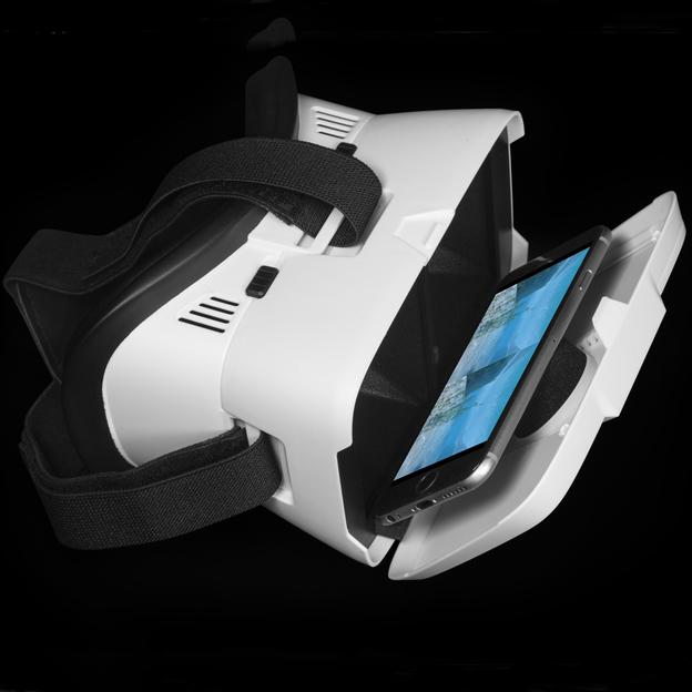 Masque réalité virtuelle Immerse PLUS Le Matin