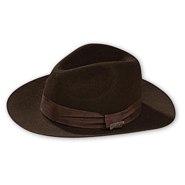 Indiana Jones Deluxe Hut für Erwachsene