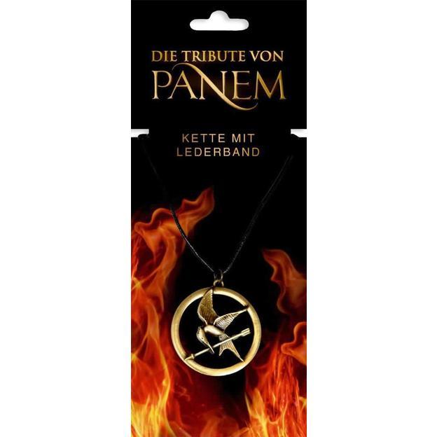 Die Tribute von Panem Halskette Spotttölpel