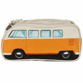 Trousse de toilette bus VW orange