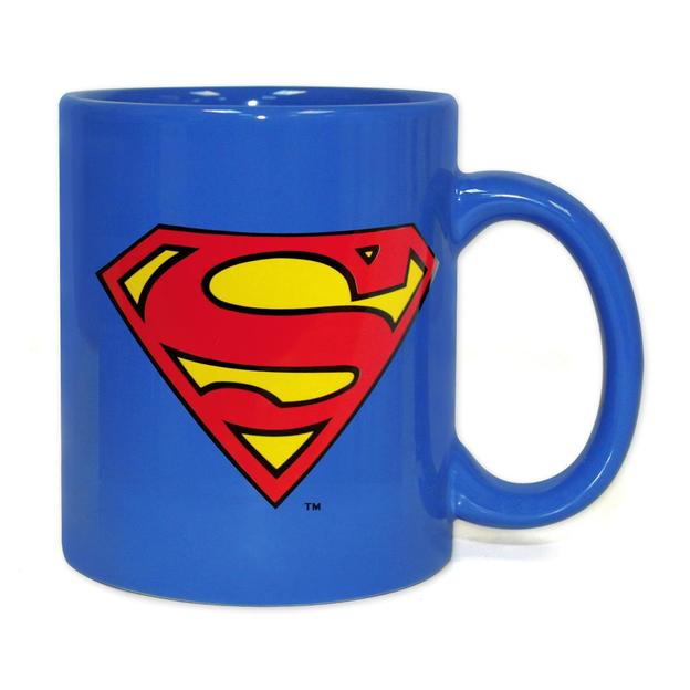 Tasse Superman logo