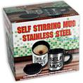 Thermobecher selbstumrührend Self Stirring Mug- Travelmug