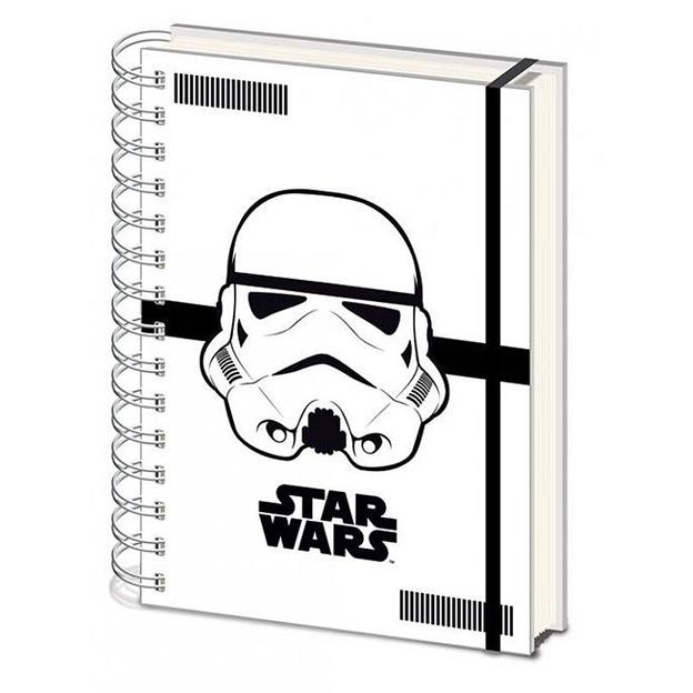 Star Wars Notizbuch Stormtrooper DIN A 5