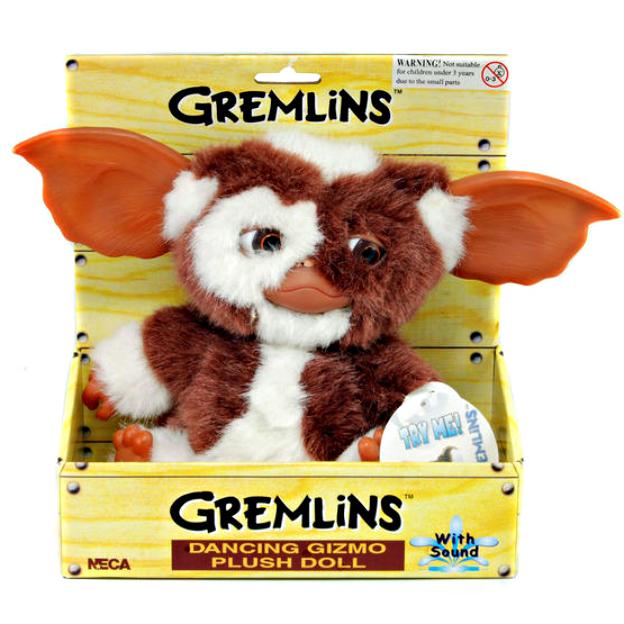 Gremlins Plüschfigur Dancing Gizmo