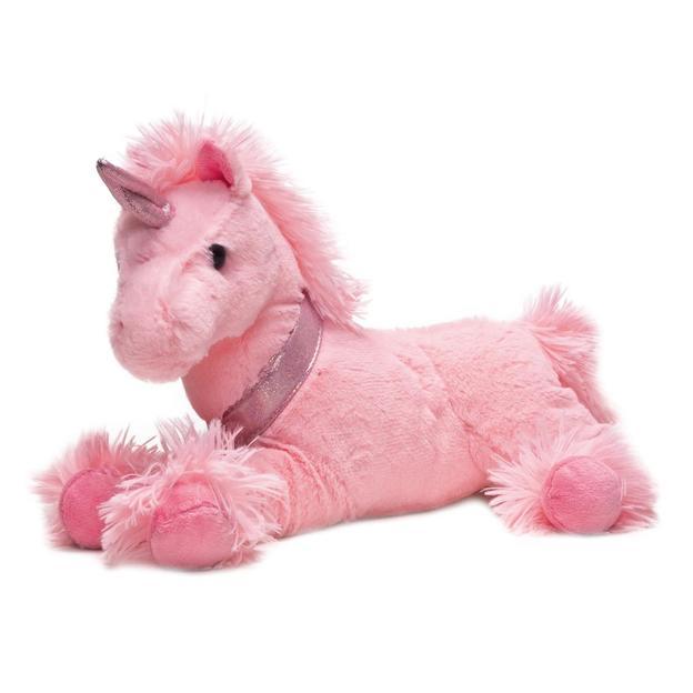 Peluche Licorne « Pinky »