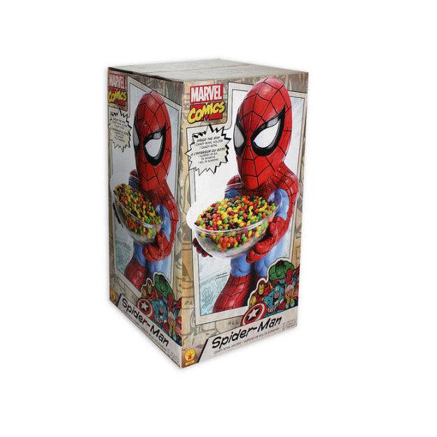 Pot à bonbons Spiderman