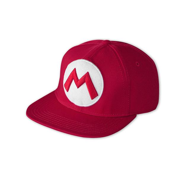 Casquette snapback Super Mario
