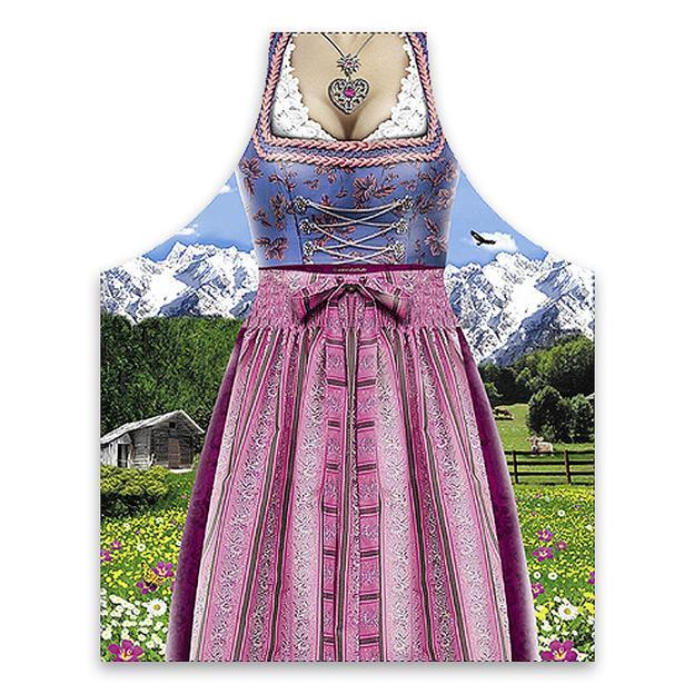 Tablier Dirndl Costume bavarois