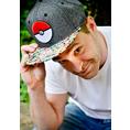 Casquette Pokémon Snapback Pokéball