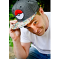 Pokémon Snap Back Cap Pokéball