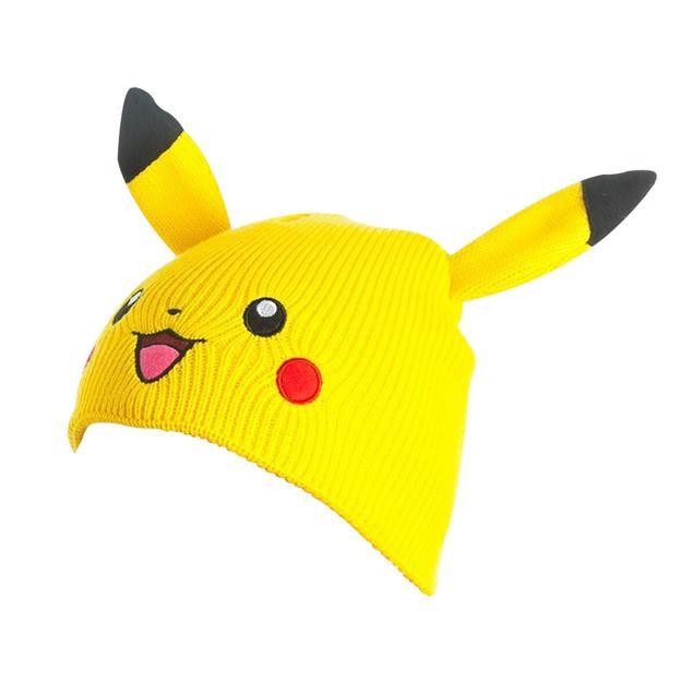 Bonnet Pokémon Beanie Pikachu