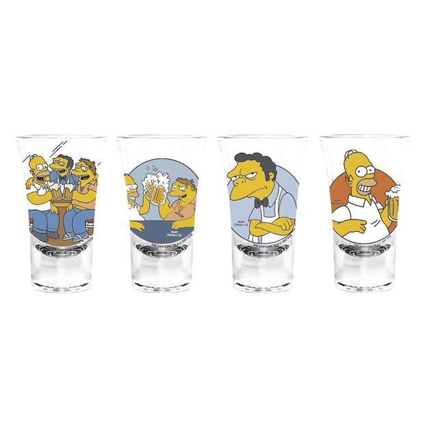 The Simpsons Schnapsgläser