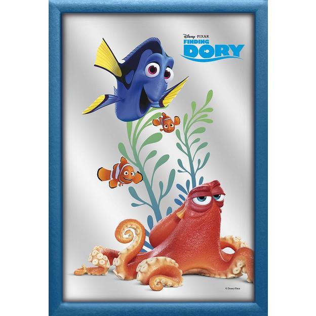 Finding Dory Wandspiegel Happy Dory