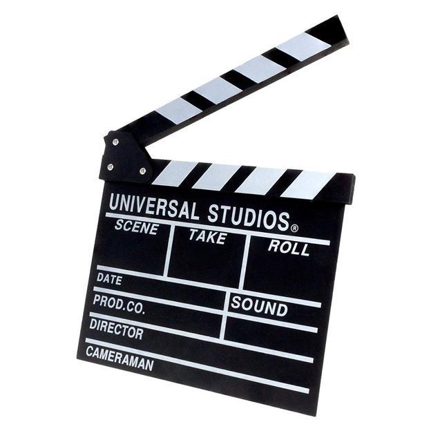 Filmklappe groß