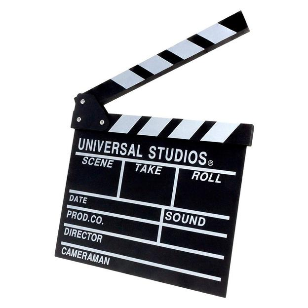 Filmklappe inkl. Kreide